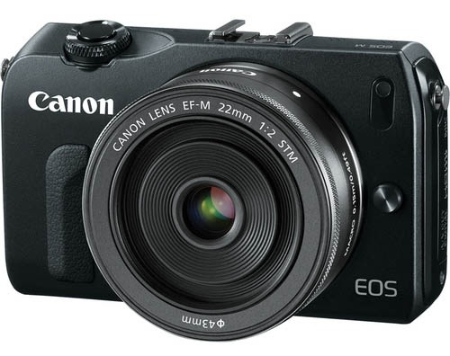 Cannon EOS M Micro Four-Thirds Announced – Updated