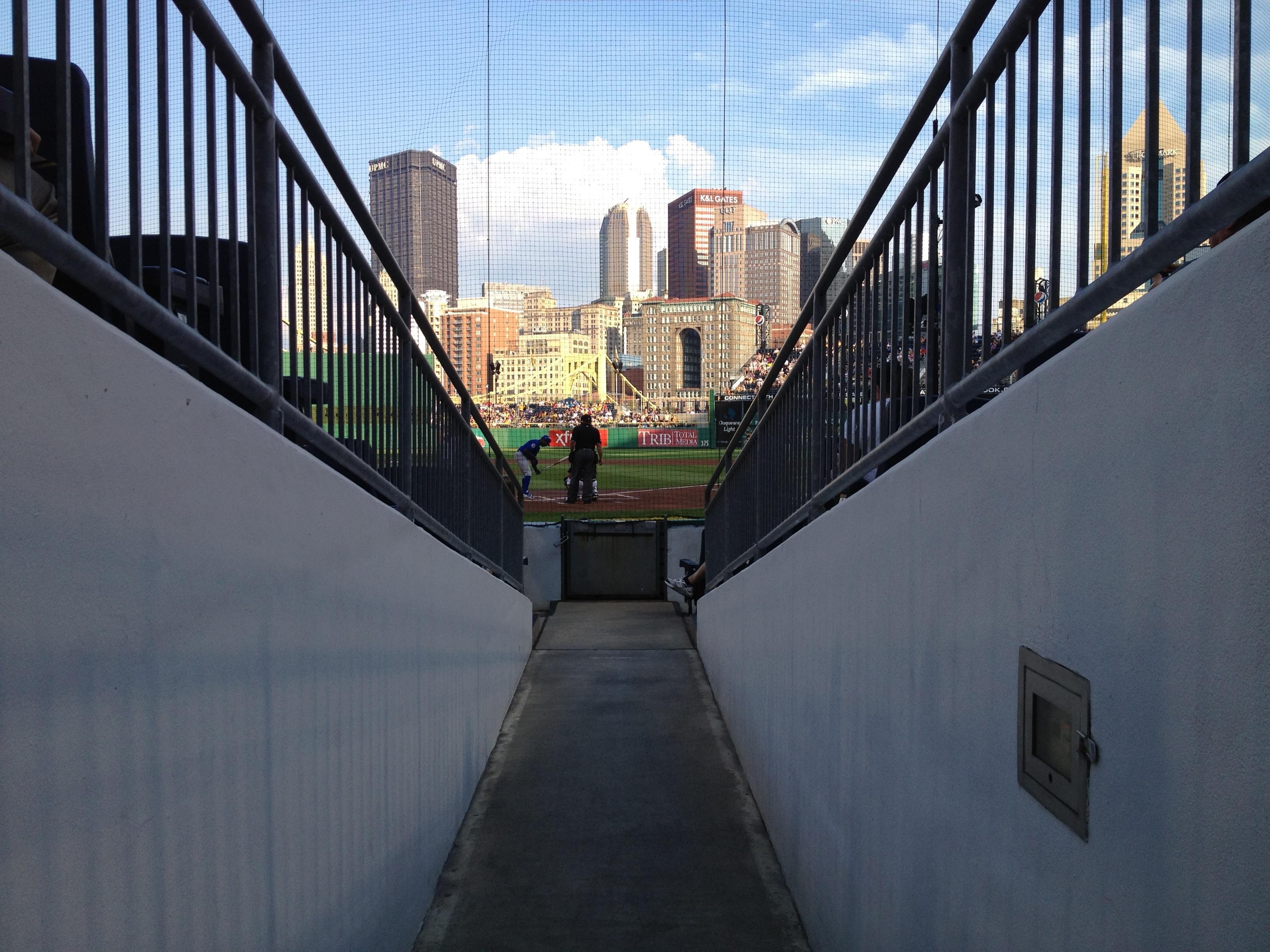 Pirate Stadium
