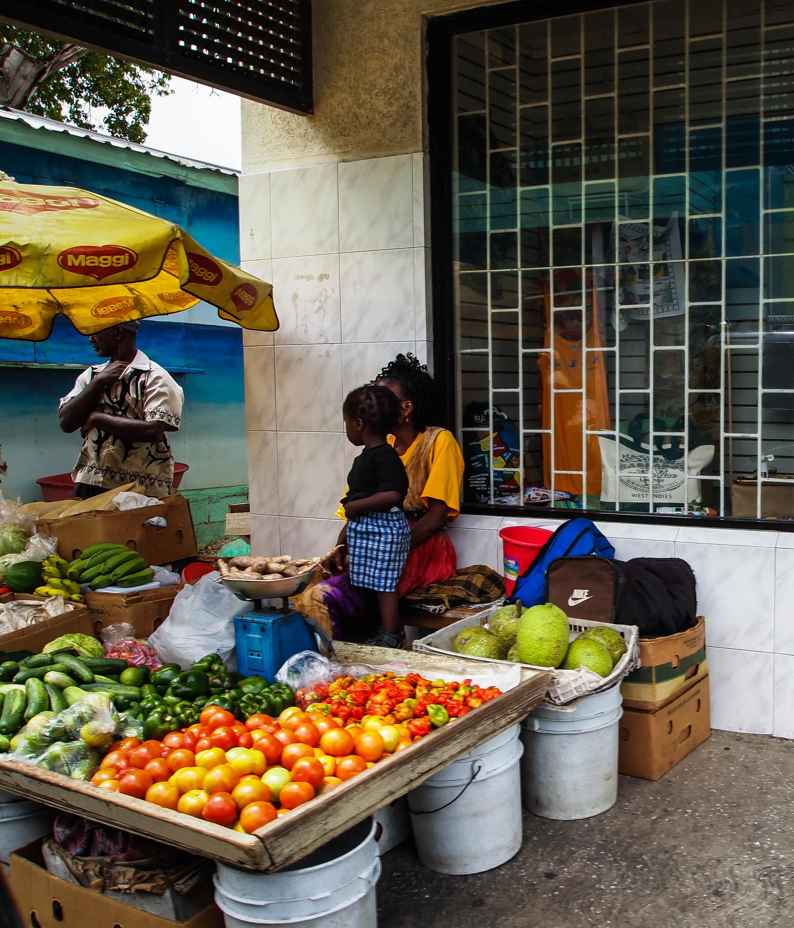 Farm Markets Around the World