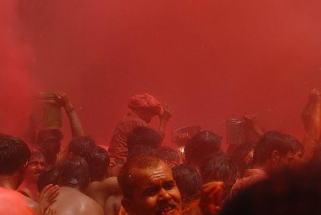 Holi, the festival of color, India- 2