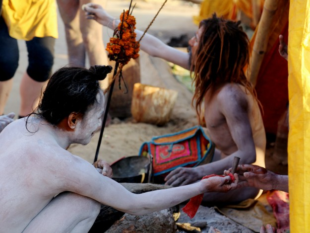 Varanasi is not complete without seeing the daily activity of Ascetics who do all type of penances and worship Lord Shiva to attain salvation at this place.