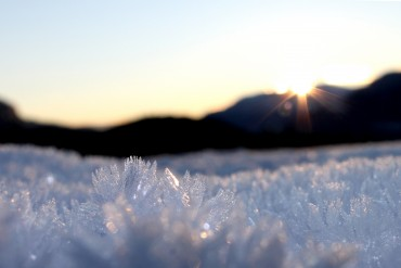 A Blanket of Snow-Nadine Ryan