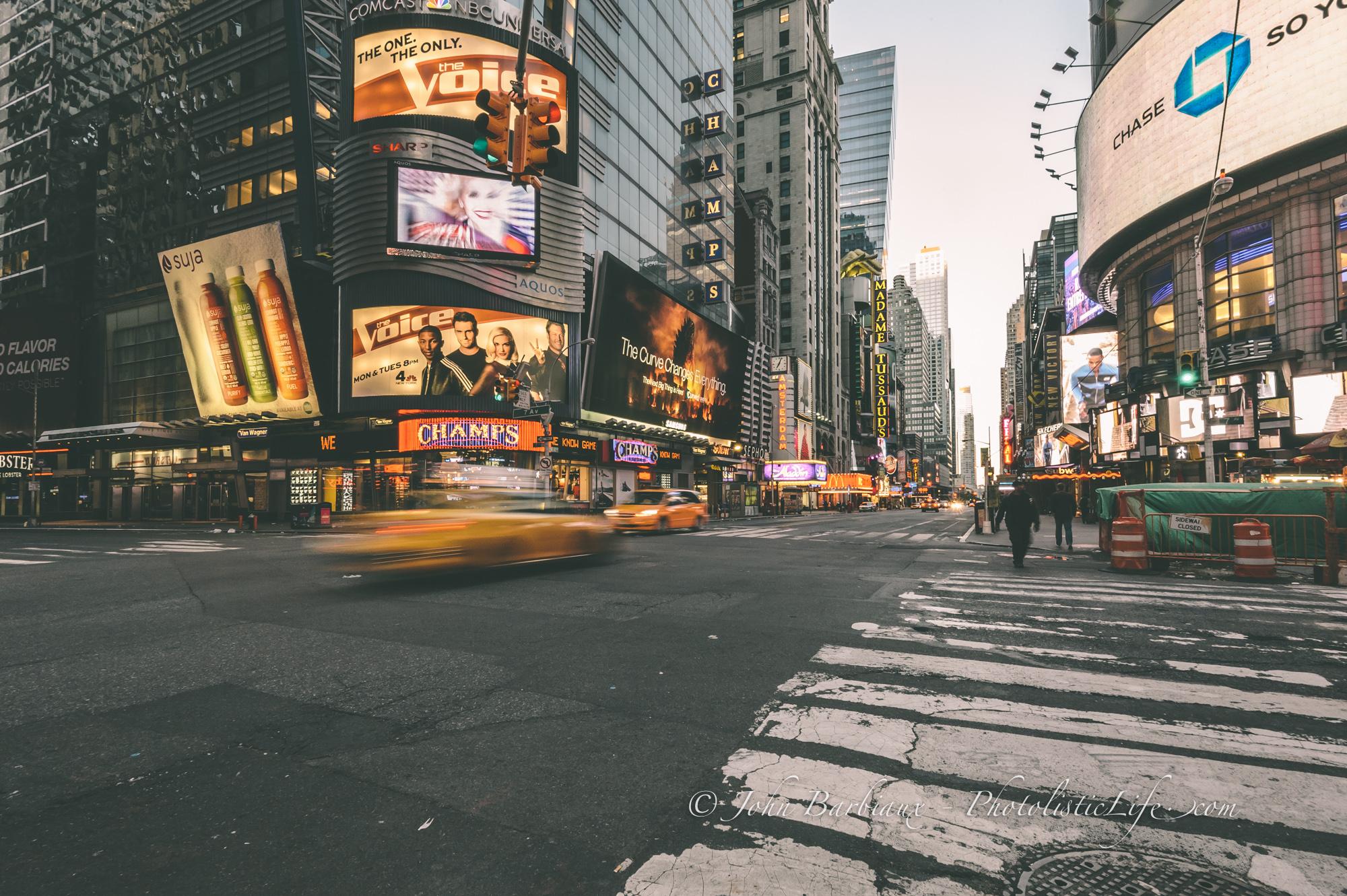 New York Town Car Reviews