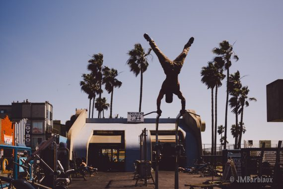 Venice Beach, Santa Monica, Street Photography, Fine art, muscle beach
