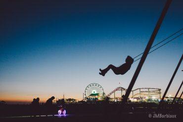 Venice Beach, Santa Monica, Street Photography, Fine art, Santa Monica Pier, Sunset