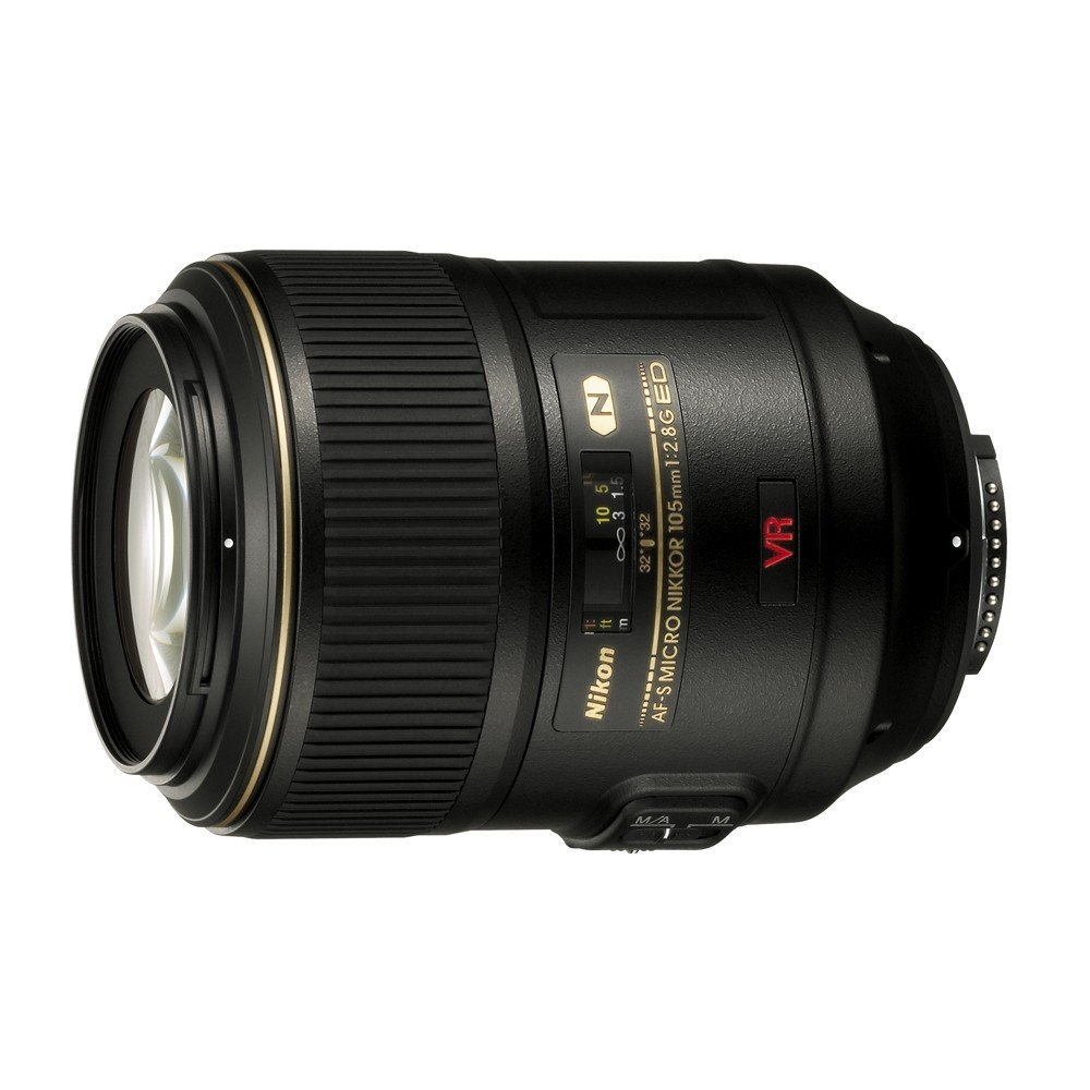 Best Macro Lens for Your Nikon Camera – Nikon 105mm f2.8G AF-S VR