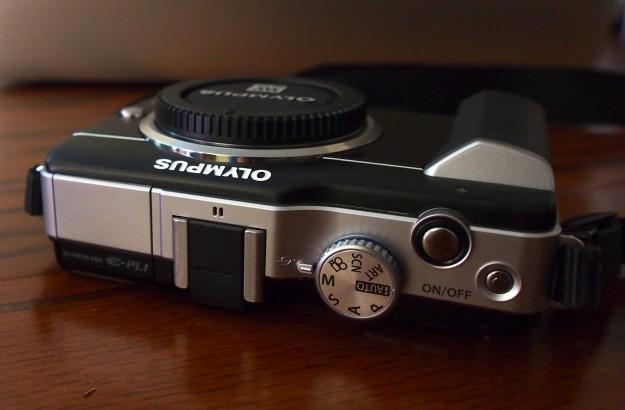 Camera, Olympus, stock